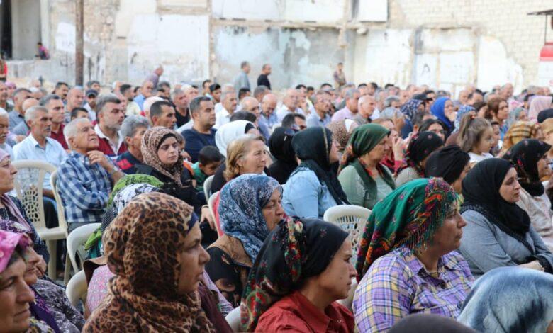 """Photo of أهالي حلب يستذكرون الشهيدة """"زيلان"""""""