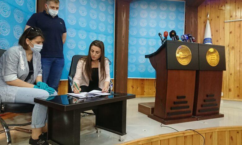 Photo of الإدارة الذاتية تُسلم 20 طفلاً من عوائل داعش  إلى ممثلين عن الحكومة الروسية