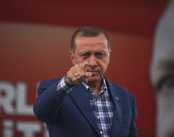 Photo of أردوغان على قائمة مفترسي حرية الصحافة