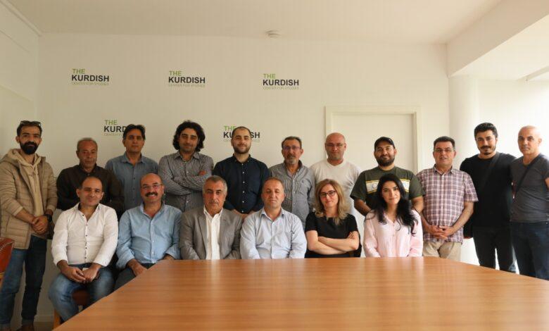 Photo of ورشة عمل لتطوير العمل الاعلامي في مركز الدراسات الكردية