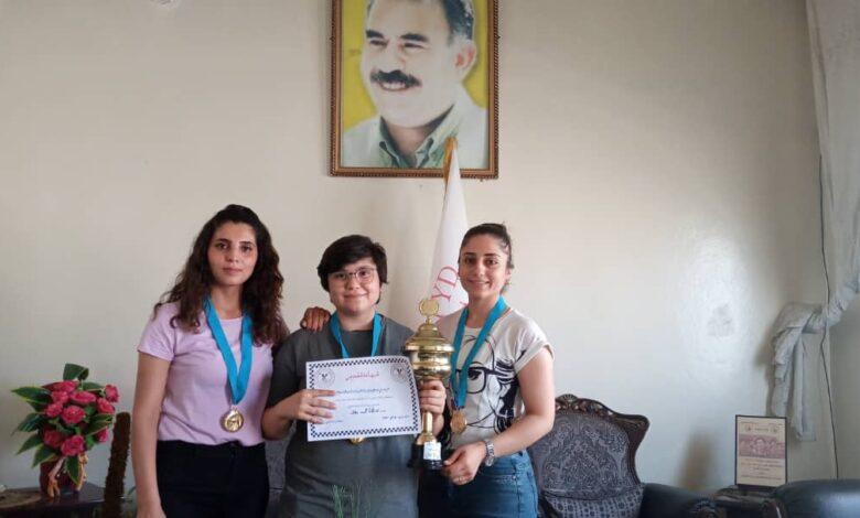 """Photo of لاعبة نادي برخدان نيرفانا بطال تفوز ببطولة  """" كاوا للشطرنج """""""