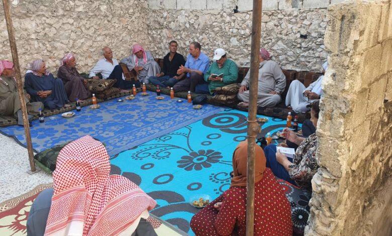 Photo of حزبنا يعقد سلسلة من الاجتماعات في حلب