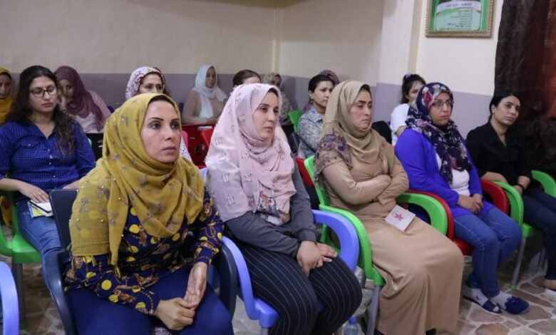 Photo of مجلس المرأة في الـ PYD يفتتح دورة تدريبية لإدارياته