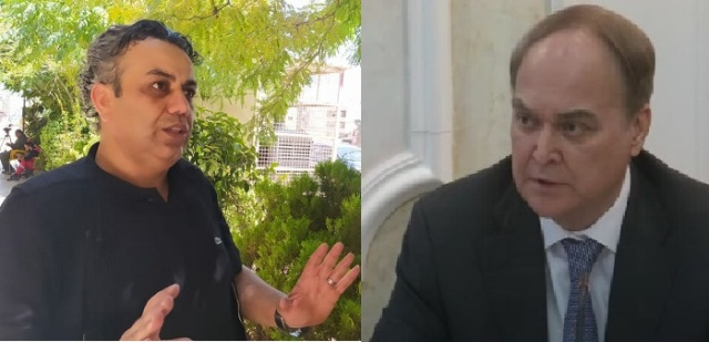 "Photo of سفير روسي: تسوية سياسية في سوريا و""مسد "" يرد .."
