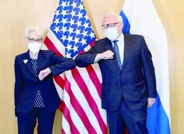 Photo of الكشف عن حوار استراتيجي بين واشنطن وموسكو بشأن سوريا وترحيب أممي