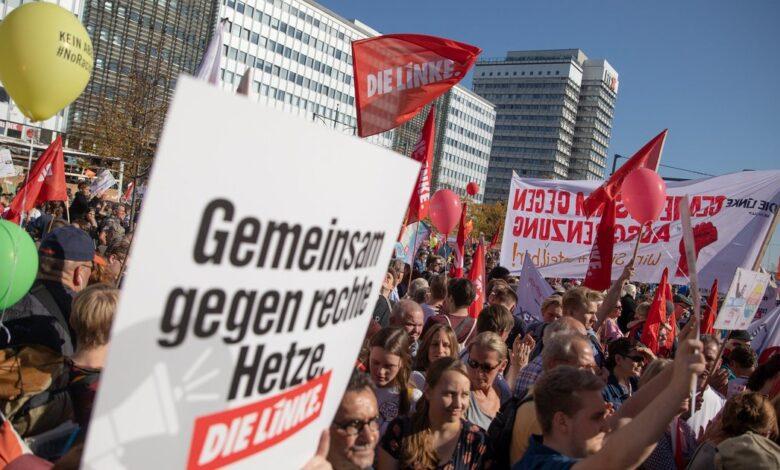 Photo of حزب اليسار الألماني يطالب الحكومة باتخاذ اجراءات قاسية ضد النظام التركي