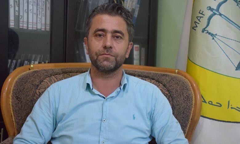 """Photo of خالد عمر:  توقيف ممثل الادارة الذاتية وعضوي PYD """"عملية اختطاف"""" وفق الأعراف والقوانين الدولية"""