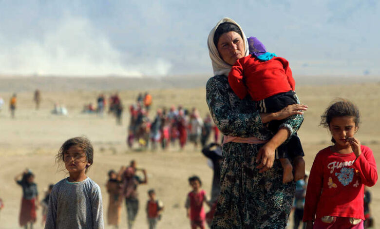 Photo of إيزيديو شنكال: الحكومة العراقية لا تقدم لنا سوى الوعود
