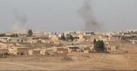 Photo of قذائف مدفعية الاحتلال تطال منازل سكان القرى الشمالية لناحية تل تمر
