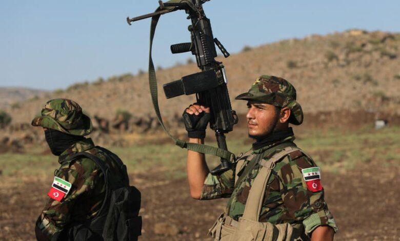 """Photo of عن طريق ليبيا ..المدعو """"أبو عمشة"""" يهرّب متطرفين من سوريا لأوروبا"""