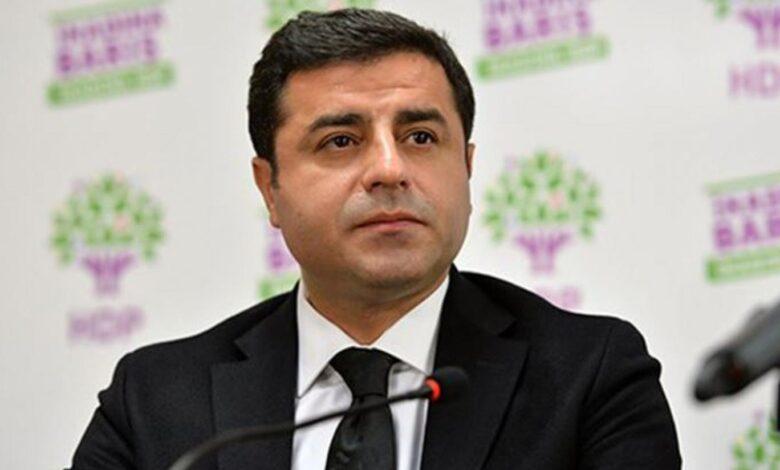 Photo of رسالة دميرطاش لمؤتمر حزب الحرية الاجتماعية