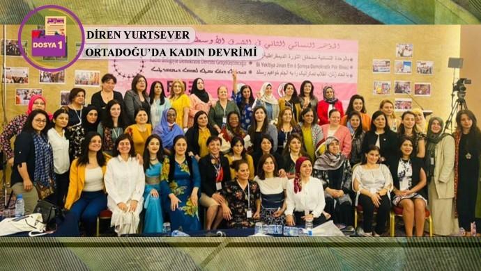 Photo of آسيا عبد الله: ثورة المرأة في روج آفا أصبحت مصدر إلهام في الشرق الأوسط