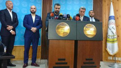 "Photo of الإدارة الذاتية تسلّم 19 ألبانياً من عوائل تنظيم ""داعش"" إلى حكومة بلادهم"