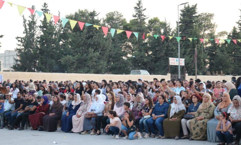 Photo of سكان إقليم الفرات يحتفلون بالذكرى الـ 37 لقفزة 15 آب