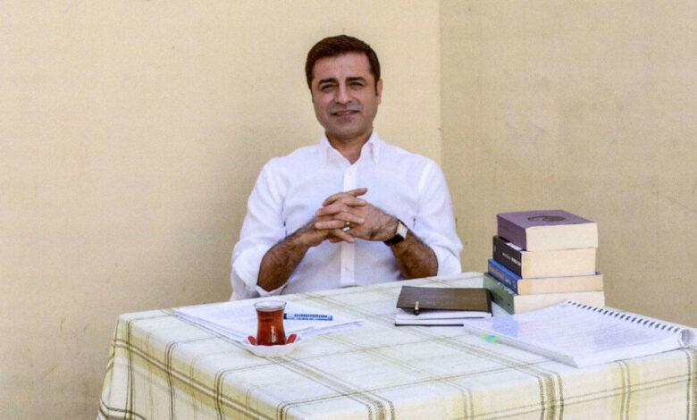 Photo of ديمرتاش: رؤية أردوغان للقضية الكردية في تركيا متناقضة وخاطئة