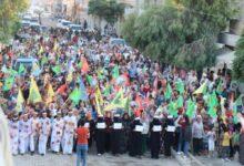 Photo of أهالي كوباني يستذكرون مجزرة شنكال