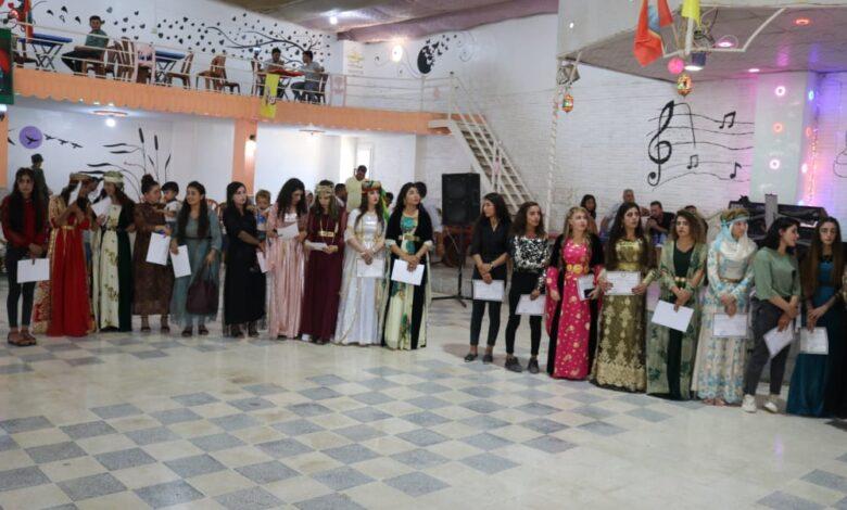 Photo of حزبنا يشارك بمراسيم احتفالية في أكاديمية الشهيدة أمكيهان جودي