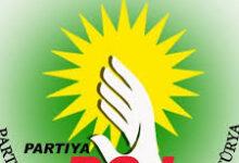 Photo of حزب روج الديمقراطي الكردي في سوريا يهنئ حزبنا بمناسبة ميلاده الثامن عشر