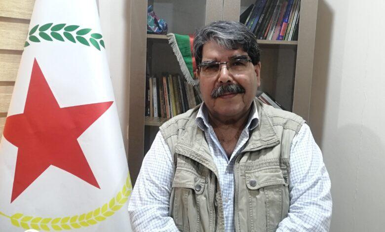 Photo of صالح مسلم: الأزمة السورية لن تحل إلا على طاولة الحوار