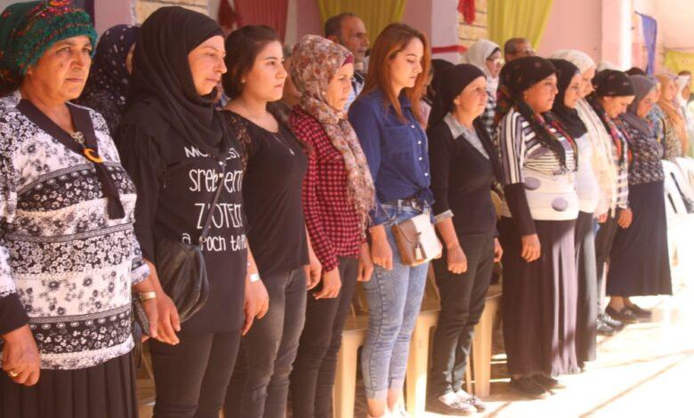 Photo of الـ PYD ينظم احتفالية بالشهباء في ذكرى تأسيسه الـ 18