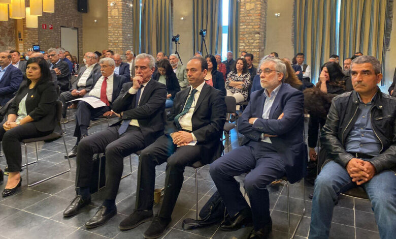 Photo of المؤتمر الوطني الكردستاني يجتمع في هولندا لتوحيد الموقف ضد الاحتلال التركي