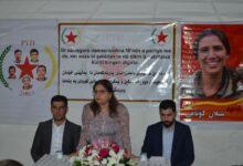 Photo of ممثلية حزبنا تعقد إجتماعا جماهيرياً بمناسبة الذكرى الثامنة عشر لتأسيسه