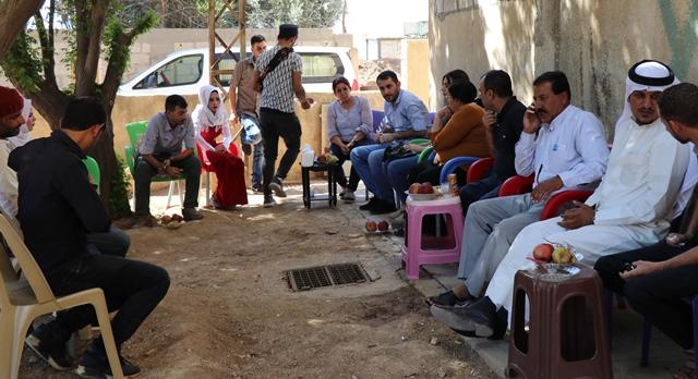 Photo of اختتام دورة تدريبية لشبيبة الـ PYD في ناحية تل كوجر