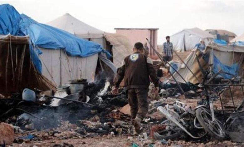 Photo of مخيم مخمور بين القصف التركي وصمت الحكومة العراقية