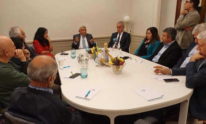 Photo of منظمات كردية في المهجر تتفق على أهمية تشكيل لوبي كردي لإفشال مخططات الإبادة