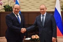 Photo of بوتين: هناك مصالح مشتركة بين روسيا وإسرائيل في الشأن السوري