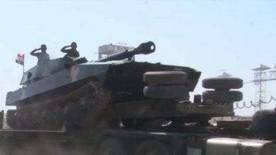 Photo of حشود عسكرية للنظام على تخوم تل رفعت تشي بخلافات روسية تركية