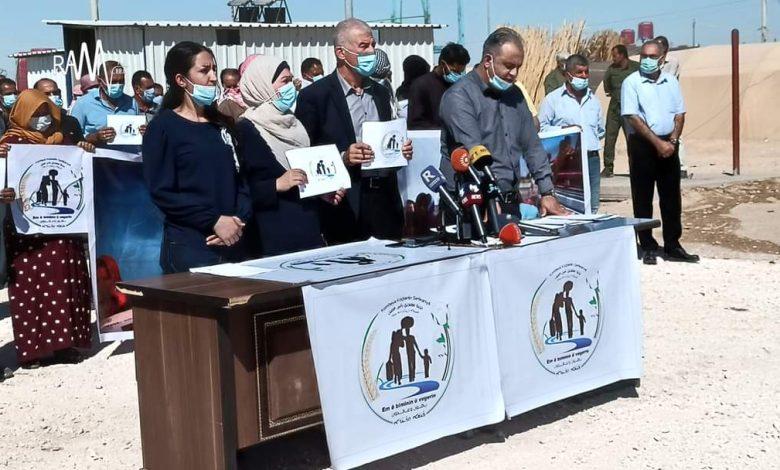 Photo of لجنة مهجري سري كانيه تنهي فعاليات حملتها ببيان ختامي