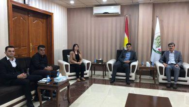 Photo of خلال جولتها.. ممثلية حزبنا في إقليم كردستان تؤكد على توطيد العلاقات الأخوية بين الأطراف الكردستانية