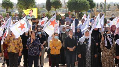 """Photo of حزبنا ينظم مراسيم استذكار الشهيدة """"زيلان"""" في مدينة الحسكة"""