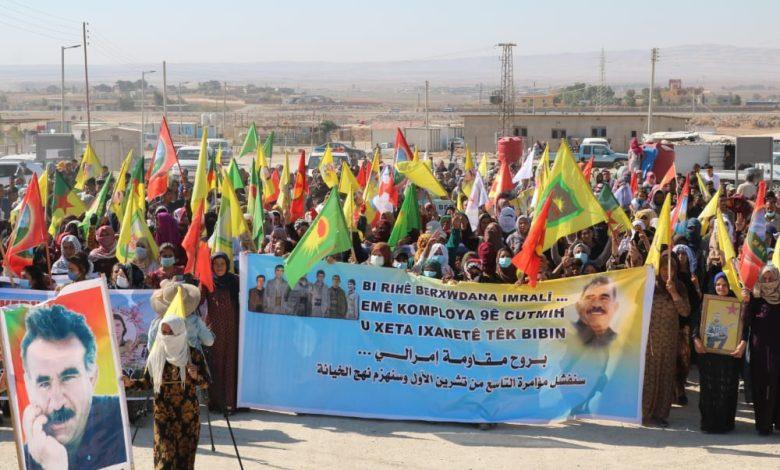 Photo of أهالي مخيمي واشو كاني وسري كانية يناشدون الجهات الدولية للضغط على تركيا لإنهاء احتلالها